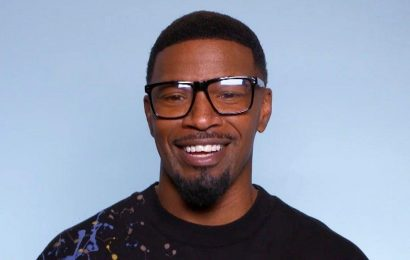Jamie Foxx Channels Iconic 'Any Given Sunday' Character