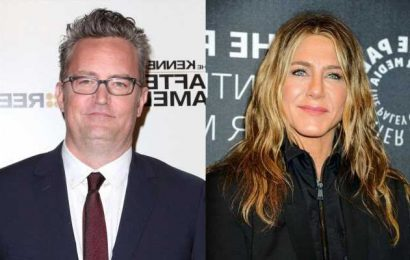 Jennifer Aniston 'Didn't Understand' the Level of Anxiety Felt by Matthew Perry During 'Friends'
