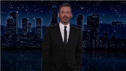 """Jimmy Kimmel Says """"It's Almost Like A Real Show For A Change"""" As ABC Late-Night Talker Allows In 89-Person Audience"""