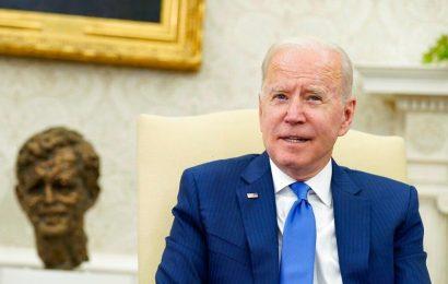 "Joe Biden Says Derek Chauvin's Sentence Seems ""Appropriate"""