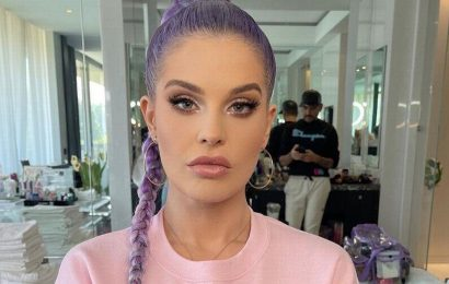 Kelly Osbourne says she did heroin as a teen because it was 'cheaper' than pills