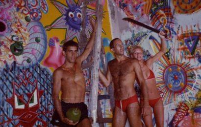 Kenny Scharf Navigates NYC's '80s Art Scene in 'When Worlds Collide'