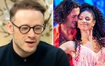 Kevin Clifton urges Strictly bosses to take notice of 'underrated' pro Graziano Di Prima