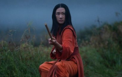 Kung Fu's Olivia Liang on Reclaiming the Martial-Arts Stereotype