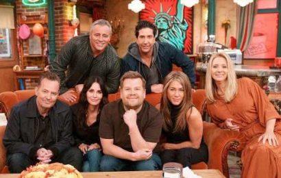 LOL! Watch the 'Friends' Cast Join James Corden for 'Carpool Karaoke'