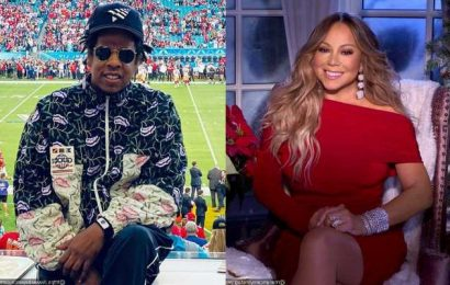 Mariah Carey Brags About Jay-Z Collaborative Song While While Shutting Down Feud Rumors