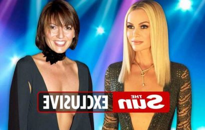 Masked Dancer star Davina McCall says she's in a plunge-off with Amanda Holden and wants to get Ofcom complaints