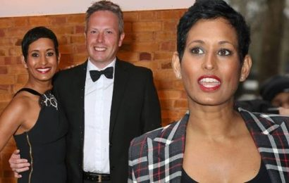 Naga Munchetty says honeymoon was one of 'most boring' holidays she's ever been on
