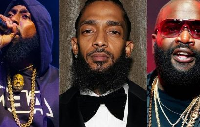 """Nipsey Hussle's """"Blue Laces III"""" to Feature Rick Ross and Trae Tha Truth"""