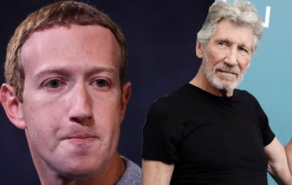 Pink Floyd's Roger Waters hits out at Mark Zuckerberg in foul-mouthed rant – 'F**k you!'