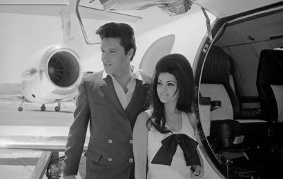 Priscilla Presley Reacted Strongly the 1st Time She Saw Elvis Presley Perform Live