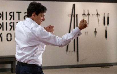 Ralph Macchio on the Secret to Making Badass '80s Fight Scenes in 2021