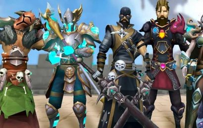 'RuneScape' Officially Releases on iOS and Android