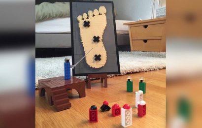 Sideswipe: June 8: What Lego bricks do when we aren't looking