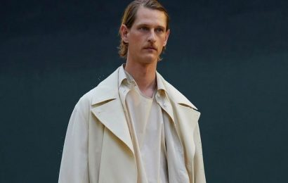 Simplicity and Movement Is the Ethos of Lemaire's Spring/Summer 2022 Collection
