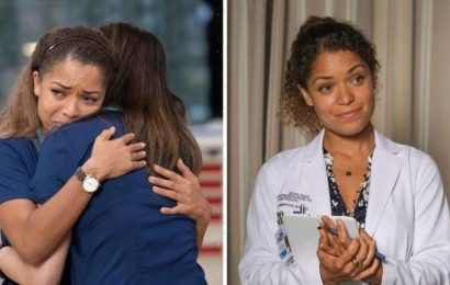 The Good Doctor's Antonia Thomas leaves fans in tears with Claire farewell post