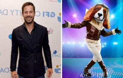 The Masked Dancer: Beagle's identity 'exposed' as Jamie Redknapp as fans spot clue