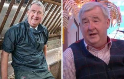 The Yorkshire Vet's Peter Wright speaks out on 'more popular' co-star