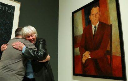 The missing 1964 Archibald portrait that should have won the prize