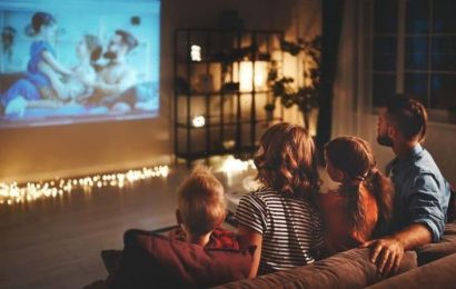 This garden-friendly projector from LG just had its price slashed by £50