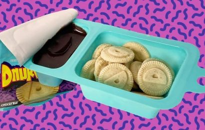 '90s Favorite Dunkaroos Snacks Are Making a Chocolate Comeback