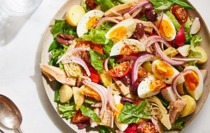A Salad So Good You Can Eat It for Breakfast