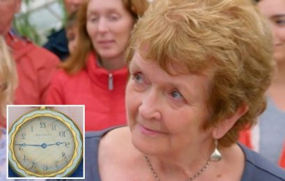 Antiques Roadshow viewers left cringing as 'gutted' guest learns true value of Cartier watch