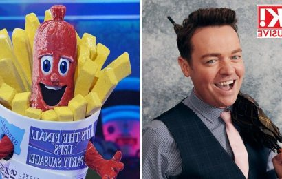 BGT's Stephen Mulhern says he'd do The Masked Singer – and thinks he could win