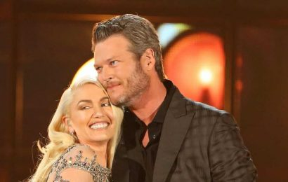 Blake Shelton and Gwen Stefani Got Married Over July 4th Weekend