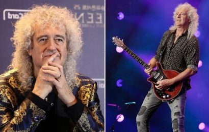 Brian May 'completely overwhelmed' by birthday wishes from Queen fans 'I feel very loved'