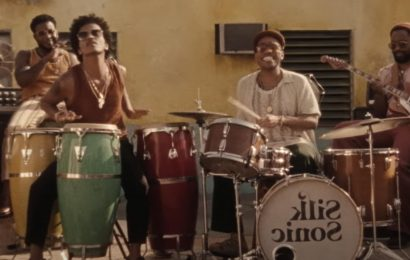 Bruno Mars, Anderson .Paak's Silk Sonic Drop New 'Skate' Video