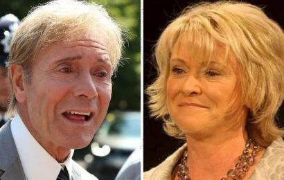 Cliff Richard on why he never proposed to Sue Barker: 'I didn't love her enough'