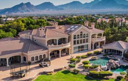 DeMarcus Cousins Sells Insane Vegas Mansion, Pockets $1 Million Profit