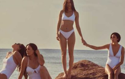 Demi Moore & All 3 Daughters Are Modeling Swimwear Together in These Stunning New Photos