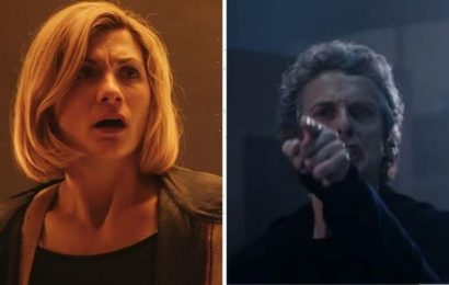 Doctor Who star Peter Capaldi slams BBC series as he claims set would 'fall to pieces'