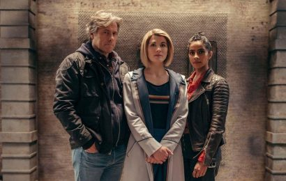 First look as John Bishop joins Jodie Whittaker in Doctor Who as companion Dan