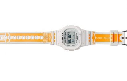 G-SHOCK x Cetra Visions signals Marino Morwood's First Collaboration