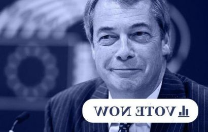 GB News POLL: Will Nigel Farage be the best presenter now he has prime time slot?