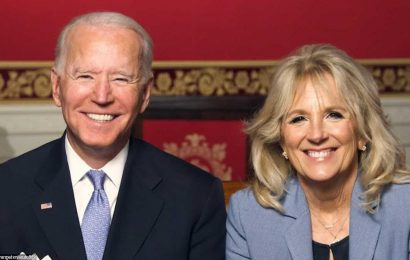 Jill Biden Recovering With Joe Biden by Her Side After Successfully Undergoing Foot Surgery