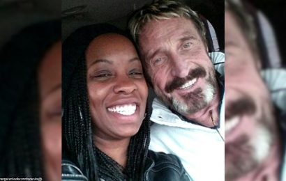 John McAfees Widow Denounces His Alleged Fake Suicide Note