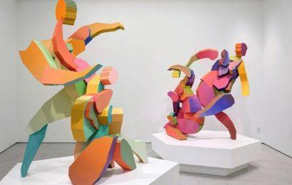 Jonathan Chapline Presents a Tandem Solo Exhibition at NANZUKA
