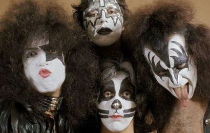 KISS original line-up reunion with Ace Frehley and Peter Criss 'impossible' – Paul Stanley