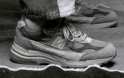 Levi's and New Balance Celebrate the Beauty of Vintage With a New Summer 2021 Collaboration
