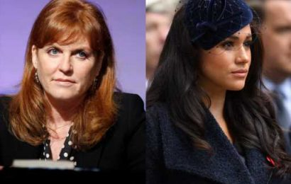 Meghan Markle & Sarah 'Fergie' Ferguson's Royal Rejections Had One Big Difference