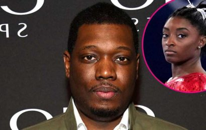 Michael Che Called Out for Allegedly Sharing Vile Simone Biles Jokes