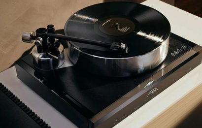 Naim Launches Brand's First-Ever Turntable in Collaboration With Clearaudio