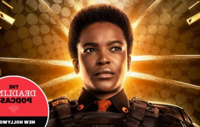 New Hollywood Podcast: Wunmi Mosaku Talks The Twists And Turns Of Loki And Her Hollywood Journey