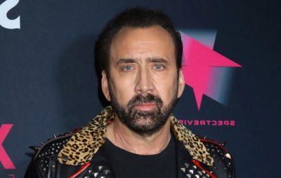 Nicolas Cage wont play Joe Exotic in Tiger King series as Amazon pulls plug
