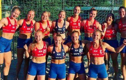 Norwegian Women's Beach Handball Team FINED For Wearing TOO MUCH CLOTHING!