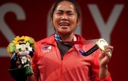 Philipines Wins Its First-Ever Olympic Gold Medal